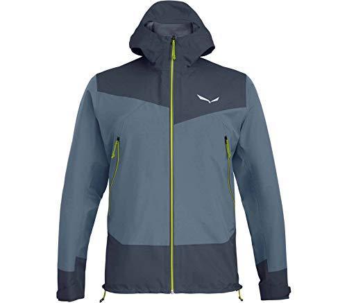 Salewa M Sesvenna Active GTX Jacket Grau, Herren Gore-Tex General, Größe L - Farbe Flint Stone