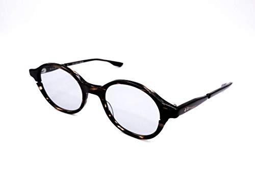 Dita SIGLO DTS113-48-03 - Gafas de sol (madera oscura, 48 mm), color plateado