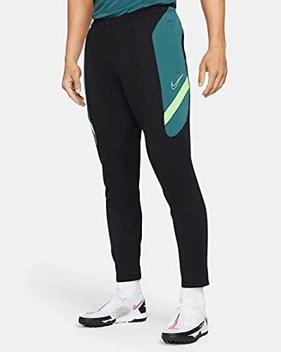 NIKE CT2491-015 M NK Dry ACD TRK Pant KP FP MX Pants Mens Black/Dark Teal Green/Green Strike/(Green Strike) S