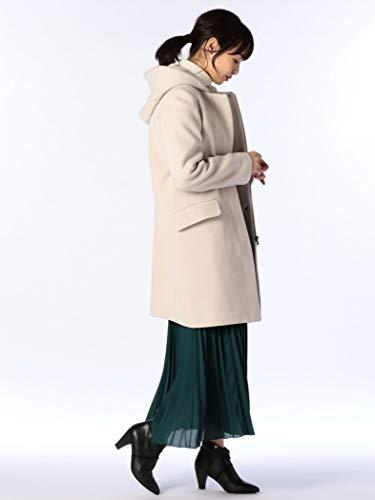 NOLLEY'S(ノーリーズ)『ヴィクトリアラムフード付2wayコート』