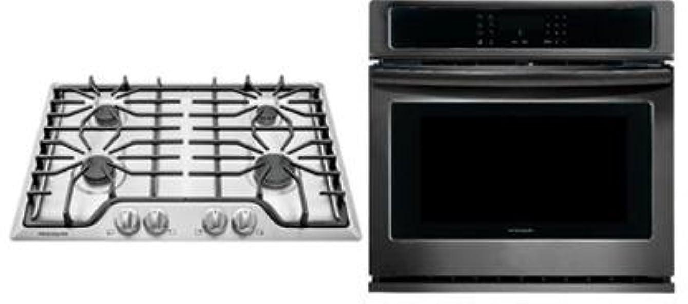 Frigidaire 2-Piece Kitchen Package with FFEW3026TD 30