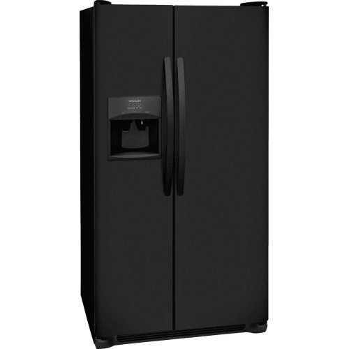 Frigidaire FFSS2615TS 36 Inch Side by Side Refrigerator with 25.5 cu. ft. Capacity, External Water Dispenser, Ice Maker, in Stainless Steel