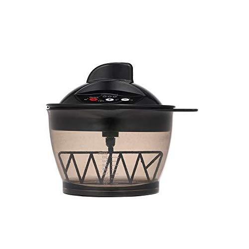 Anself Cuenco de Coloración del Cabello Eléctrico Mezclador de Crema para el Cabello Eléctrico Mezclador Automático para Pelos Kit de Tinte para el Cabello de Herramientas de Bricolaje