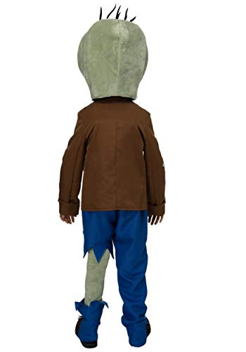Kids Plants vs Zombies Costume Boys Video Game Character Costumes X-Large
