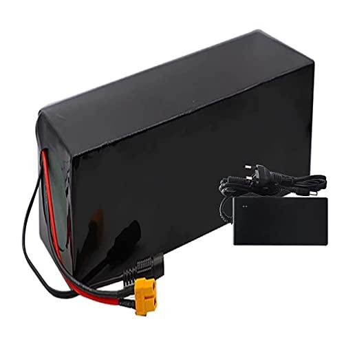 FJYDM Lithium-Batterie-Pack 48V 12500Mah...
