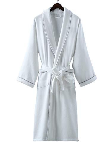 KTUCN Bademantel für den Winter, warm und dick, für Herren und Damen, exquisit, aus...