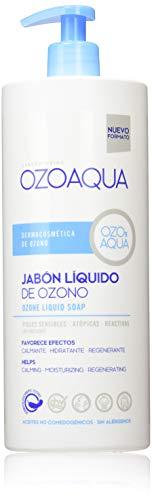 Ozoaqua Jabón Liquido De Ozono, 1000Ml, Pack de 1