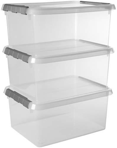 Sunware Comfort Line - Lot de 3 boîtes de...