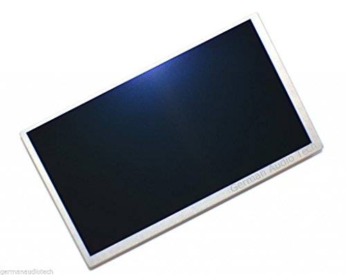 Mercedes-Benz COMAND Navigation LCD Glass Display Screen 2005 2006 2007 E350 CLS550 C280 SL550 SLK350 AMG