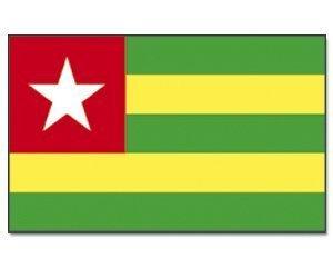 Extérieur - Banière Togo 90 150 cm Drapeau