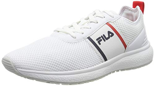 Fila Herren Men Sport&Style Controll II Low Hohe Sneaker, Weiß (White 1fg), 47 EU