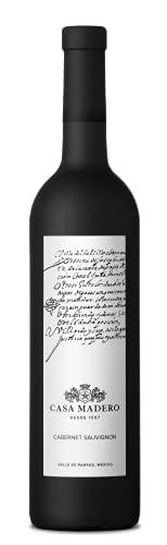 Casa Madero Cabernet Sauvignon, Vino Tinto Mexicano, Elaborado con...