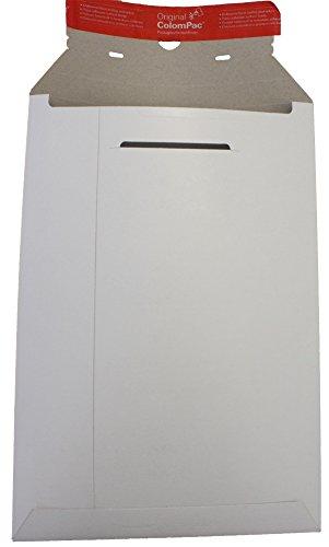 100 Versandtaschen weiß ColomPac 250x353 mm CP 012.04 CP 01204
