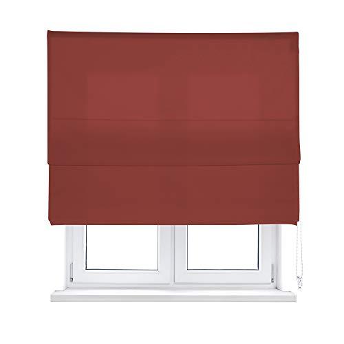KAATEN - Estor Plegable LONETA Sarga Rojo