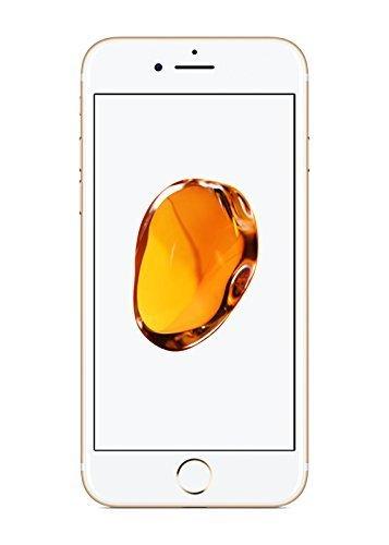 """Apple iPhone 7 Plus Smartphone 4G (Display: 5,5"""" - 128 GB - iOS 10) Oro (Oro rosa) (Ricondizionato)"""