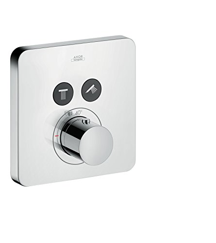 AXOR ShowerSelect Unterputz Thermostat, für 2 Funktionen, Chrom