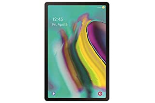 "Samsung Galaxy Tab S5e- 10.5"" 64GB, Unlocked LTE - SM-T727UZSAXAA, Silver (B086162MF3) 