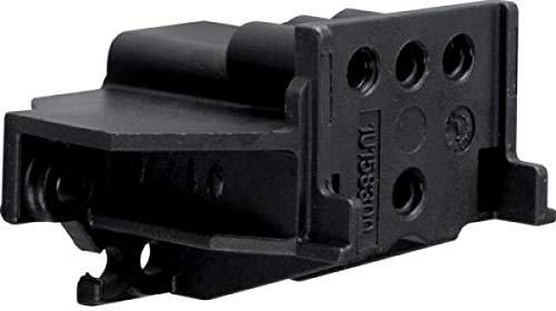 Hager Isolierstück, universN UZ00Z6 (VE20) erhöht Montagezubehör (Schaltschrank) 3250616366213