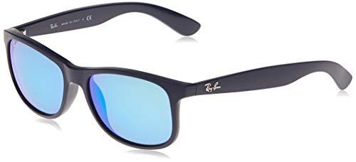 Ray-Ban - Gafas de Sol para Hombre,  Azul
