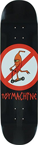 Toy Machine No Scooter Deck 8.0 - Tabla de Skateboard