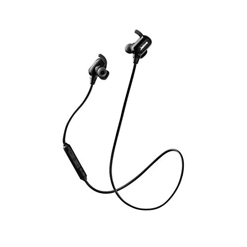 Jabra Halo Free Wireless Bluetooth Stereo Earbuds (Retail Packaging) (Renewed)