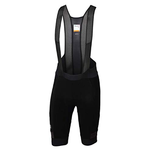 Sportful Salopette Supergiara Uomo, Black