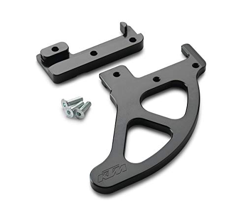 KTM Rear Brake Disc Guard (Black) 2004-2020 OEM: 5481096120030