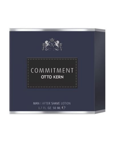 Otto Kern Commitment Man homme/men, Aftershave Lotion, 1er Pack (1 x 50 g)