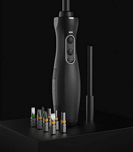 Destornillador eléctrico para juguetes Portátiles Computadoras de escritorio Modelos Aparatos grandes y pequeños Destornilladores grandes y pequeños Aptos para uso doméstico y doméstico