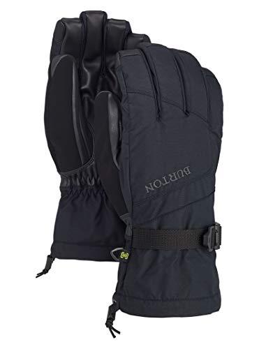 Burton Men's Insulated, Warm and Waterproof Winter Profile Glove with Touchscreen, True Black,...