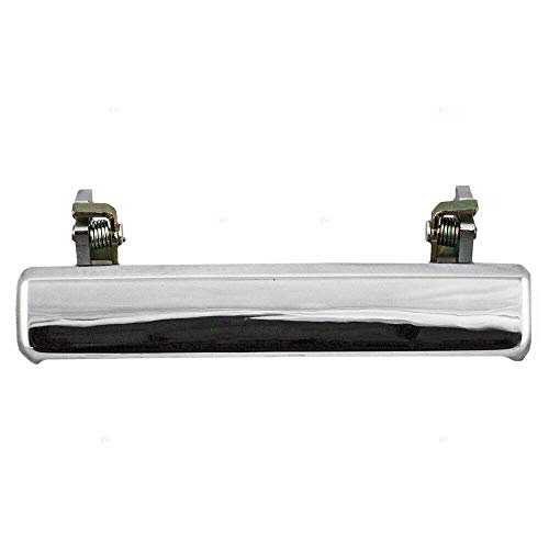 New Rear Chrome Tailgate Handle for 80-86 Nissan Datsun 720 Pickup Truck