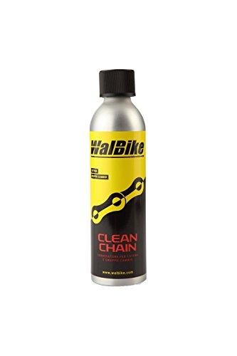 WalBike Clean Chain pulitore sgrassatore Protettivo per Catene Bici