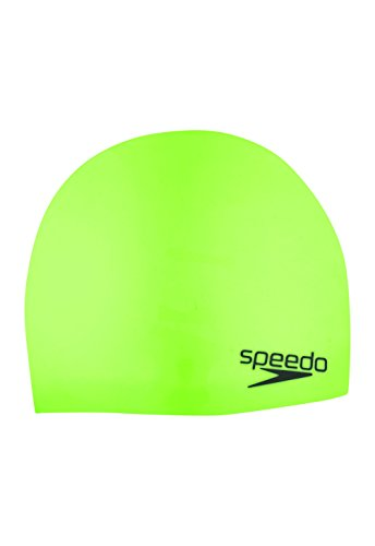 Speedo Unisex-Erwachsene Badekappe Silikon Elastomeric