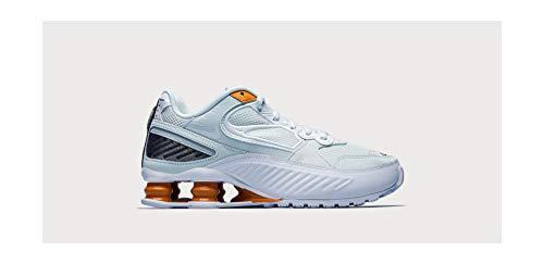 Zapatillas Nike Shox Enigma Ghost Blanco Mujer 38 Blanco