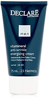 Declare Vitamineral Anti-Wrinkle Energizing Cream for Men from Declare