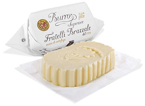 Premium Butter aus Sahne burro superiore fratelli brazzale aus Italien