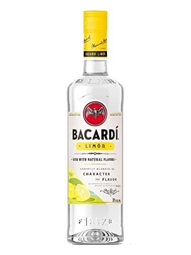 Bacardi Limon Sabor Ron - 700 ml