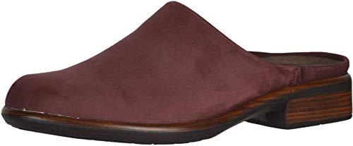 NAOT Footwear Women's Lodos Violet Nubuck Clog 6 M US