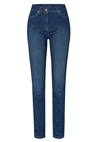 TONI Damen 5-Pocket-Jeans »be Loved« aus italienischem Denim 42 Mittelblau