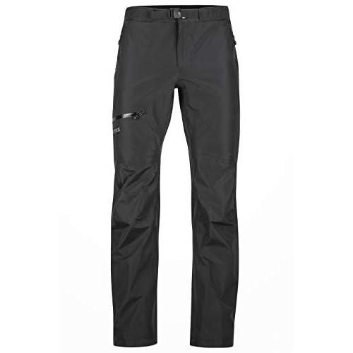 Marmot Eclipse Waterproof Trousers, Men with Waterproof & Breathable Eco-Friendly MemBrain technology
