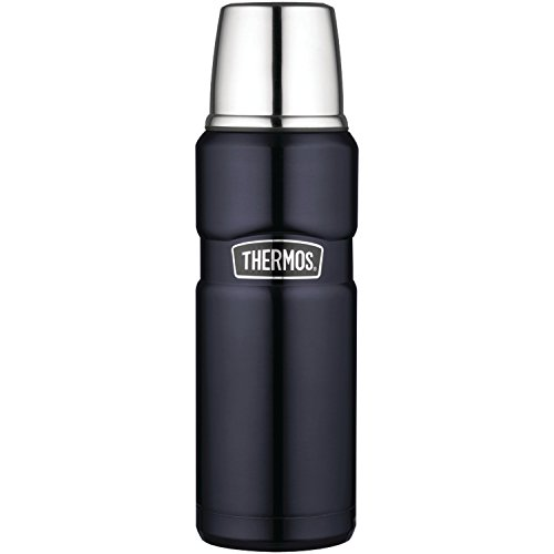 Thermos Stainless King 16 Ounce Compact Bottle