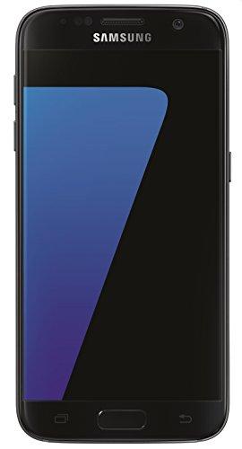"""Samsung Galaxy S7 Schermo Tactile 5.1"""" (12.9 cm), Memoria Interna 32GB, Sistema Operativo Android, Colore Nero [Versione Tedesca]"""