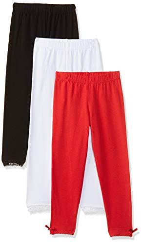 Max Girl's Cotton Leggings (S20CLGAMZ4MULTI_MULTI'_5-6Y)