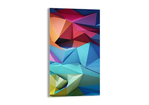 Quadro su Vetro - Elemento Unico - Larghezza: 45cm, Altezza: 80cm - Numero dell'immagine 3027 - Pronto da Appendere - Arte Digitale - Moderno - Quadro in Vetro - GPA45x80-3027