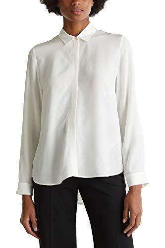 ESPRIT Collection Long-Bluse aus LENZING™ ECOVERO™