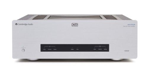 Cambridge Audio C10538 Azur Empfänger (851Watt) Silber