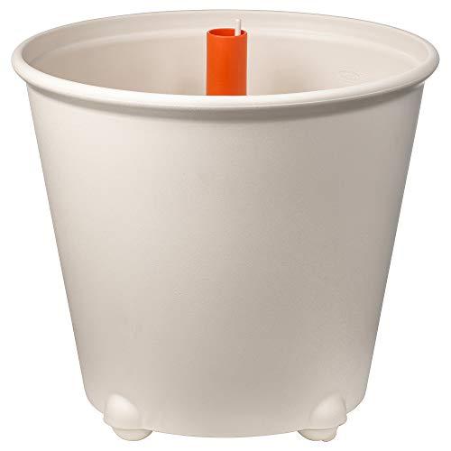 IKEA.. 200.393.94 PS Fejö Pot de fleurs avec auto-arrosage Blanc