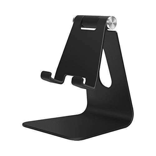 Soporte de teléfono móvil de metal, para iPhone X XS MAX 8, 7, 6, 12, soporte de teléfono para Samsung S20 FE Xiaomi Huawei