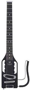 Traveler Guitar Ultra-Light Solid-Body Electric Guitar  ULE BKM