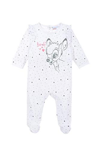 Bambi bebé-niñas Pijama Largo